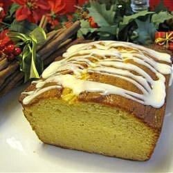 eggnog loaf cake recipe