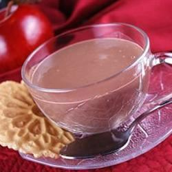 Cioccolata Calda (Hot Chocolate Italian-Style) naples34102