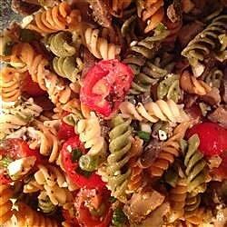 greek pasta salad iii recipe