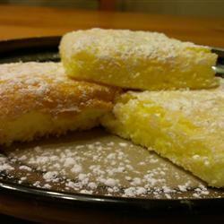 Easy Lemon Bars for Junior Chefs JANIS R