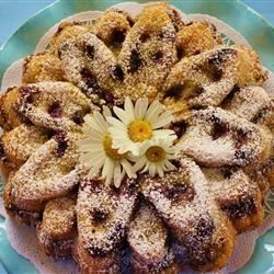 Blueberry Sour Cream Coffee Cake naples34102