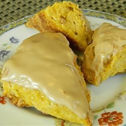 Chef John's Pumpkin Scones