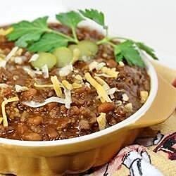 beccas barbequed beans recipe