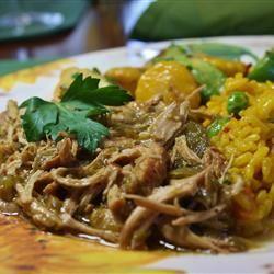 Slow Cooker Guisado Verde naples34102
