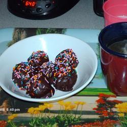 Peanut Butter Balls II Mariam