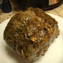 Best Ever Slow Cooker Italian Beef Roast AJaye2010