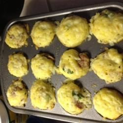 Easy Mini Quiches Nancy Fanelli