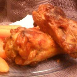 New Year's Eve Chicken Wings Keri