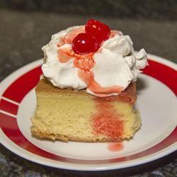 Tres Leches Cake Ian