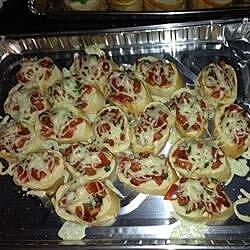 healthier double tomato bruschetta recipe