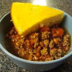 Black-Eyed Pea Soup Amy Chisenhall