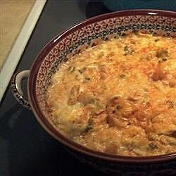 shrimp artichoke dip recipe