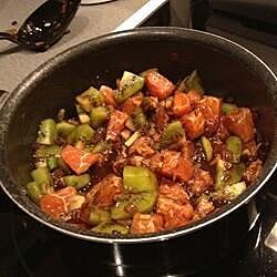kiwi fruit salsa recipe