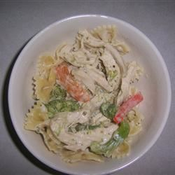 Chicken and Bow Tie Pasta