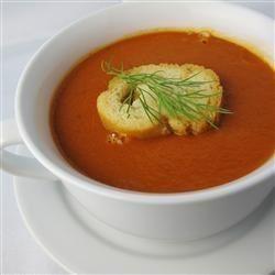 Tomato Dill Soup naples34102