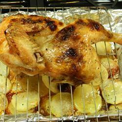 High Roast Chicken Marianne
