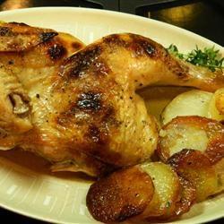 High Roast Chicken