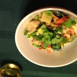 Thai Green Curry Chicken SOLYVIVE