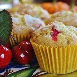 Moist Cranberry Pecan Muffins naples34102
