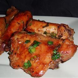 Baked Asian-Style Honey Chicken Angela F.