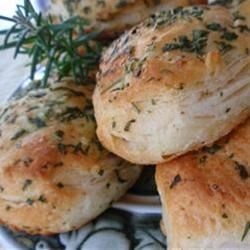 Herb Butter Biscuits