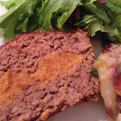 Ribbon Meatloaf