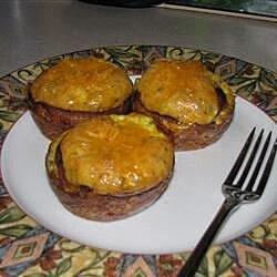 keto egg muffins recipe