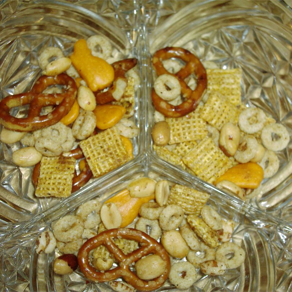 Nuts and Bolts Party Mix
