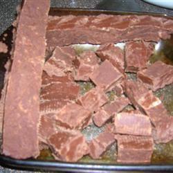 Aunt Teen's Creamy Chocolate Fudge