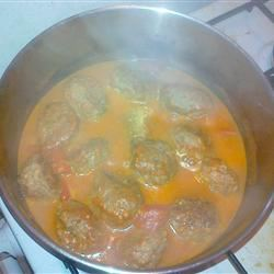 Middle Eastern Cumin Meatballs TomS
