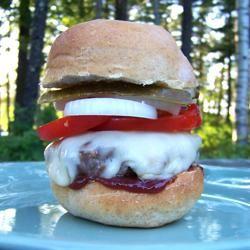 Jalapeno-Blue Cheese Burgers MRSTEWART
