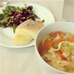 Chicken Noodle Soup II