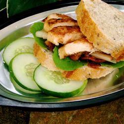 Dan's Favorite Chicken Sandwich GodivaGirl
