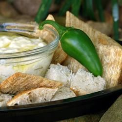 Jalapeno Popper Spread