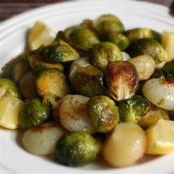Chef John's Roasted Brussels Sprouts Dita