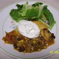 Enchilada Casserole II