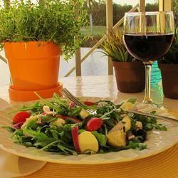 Tomato and Bocconcini Salad naples34102