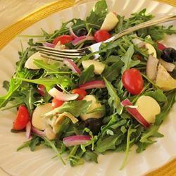 Tomato and Bocconcini Salad