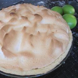 High Altitude Meringue for Pie padawan