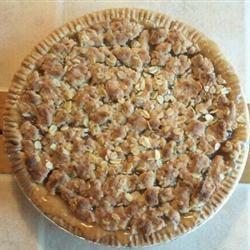 Dutch Apple Pie with Oatmeal Streusel Jo-Lene Blair Szapowal