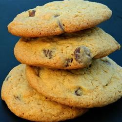 Thick and Chewy Chocolate Chip Cookies Marianne