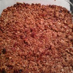 Easy Sweet Potato Crisp mkstevens09
