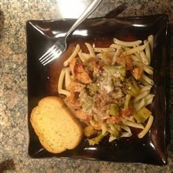 Chicken and Broccoli Pasta Alyssa Hosto