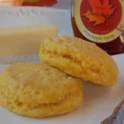Pumpkin and Maple Biscuits Kathy Midkiff Goins