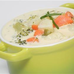 Gail's Broccoli Soup