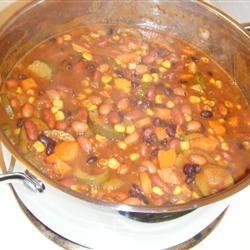 Veggie Vegetarian Chili Julie Kimball