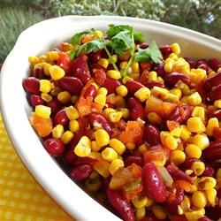 Summer Kidney Bean Salad