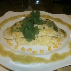 Basa Fillets in Tomatillo Sauce Jer3m1ah