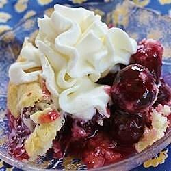cherry cobbler i recipe
