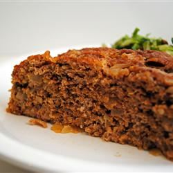 Turkey and Quinoa Meatloaf Mary